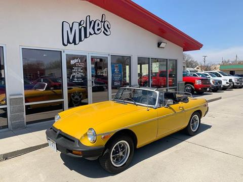 1978 MG MGB for sale in Columbus, NE