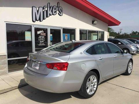 2014 Chevrolet Impala for sale at Mike`s Auto Sales in Columbus NE