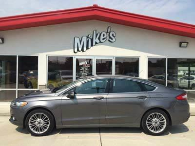 2013 Ford Fusion for sale at Mike`s Auto Sales in Columbus NE