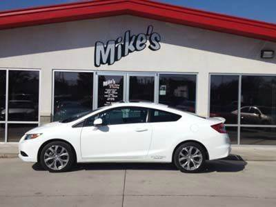 2012 Honda Civic for sale at Mike`s Auto Sales in Columbus NE