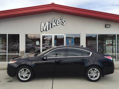 2011 Acura TL for sale at Mike`s Auto Sales in Columbus NE