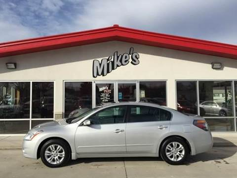 2012 Nissan Altima for sale at Mike`s Auto Sales in Columbus NE