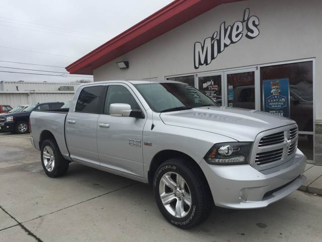 2014 RAM Ram Pickup 1500 for sale at Mike`s Auto Sales in Columbus NE