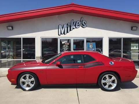 2013 Dodge Challenger for sale at Mike`s Auto Sales in Columbus NE