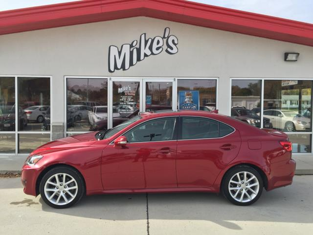 2011 Lexus IS 250 for sale at Mike`s Auto Sales in Columbus NE