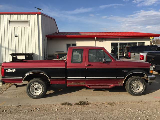 1995 Ford F-150 for sale at Mike`s Auto Sales in Columbus NE