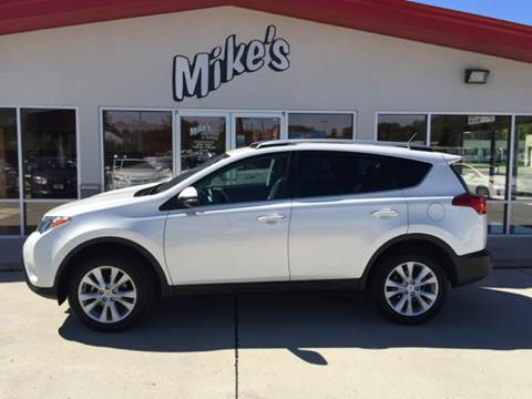 2014 Toyota RAV4 for sale at Mike`s Auto Sales in Columbus NE