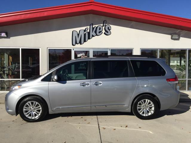 2012 Toyota Sienna for sale at Mike`s Auto Sales in Columbus NE