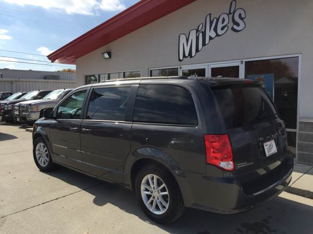 2016 Dodge Grand Caravan for sale at Mike`s Auto Sales in Columbus NE