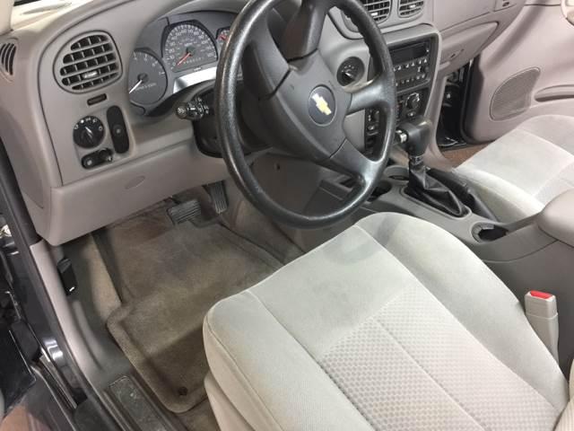 2008 Chevrolet TrailBlazer for sale at Mike`s Auto Sales in Columbus NE