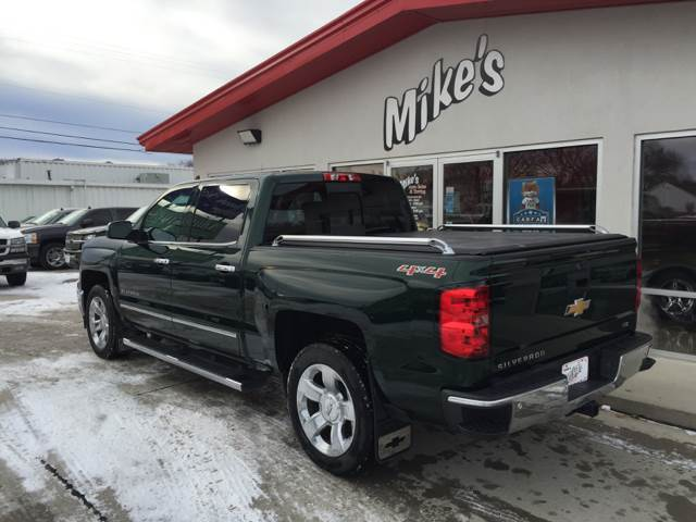 2015 Chevrolet Silverado 1500 for sale at Mike`s Auto Sales in Columbus NE