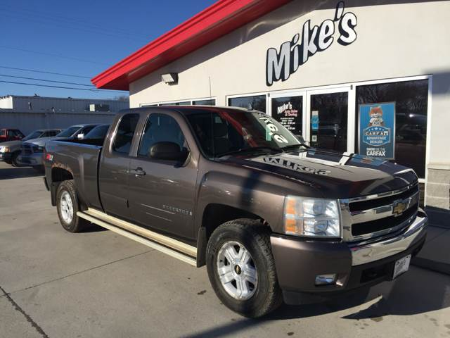 2008 Chevrolet Silverado 1500 for sale at Mike`s Auto Sales in Columbus NE