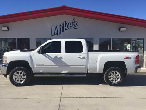 2011 Chevrolet Silverado 2500HD for sale at Mike`s Auto Sales in Columbus NE