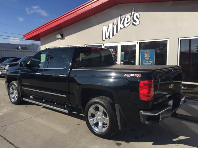 2015 Chevrolet Silverado 1500 for sale at Mike`s Auto Sales in Columbus NE
