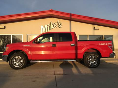 2010 Ford F-150 for sale at Mike`s Auto Sales in Columbus NE
