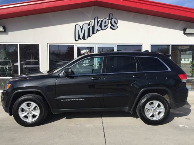 2016 Jeep Grand Cherokee for sale at Mike`s Auto Sales in Columbus NE