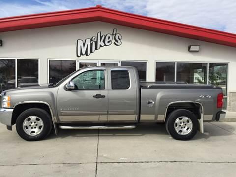 2012 Chevrolet Silverado 1500 for sale at Mike`s Auto Sales in Columbus NE
