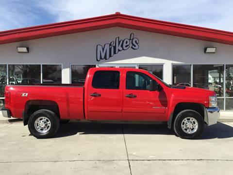 2007 Chevrolet Silverado 2500HD for sale at Mike`s Auto Sales in Columbus NE