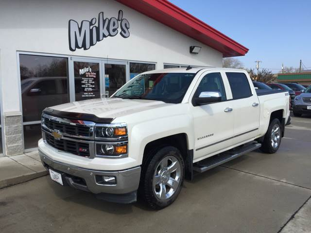 2014 Chevrolet Silverado 1500 for sale at Mike`s Auto Sales in Columbus NE