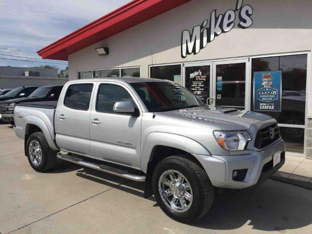 2012 Toyota Tacoma for sale at Mike`s Auto Sales in Columbus NE