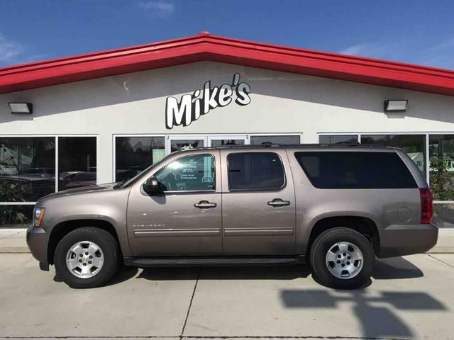2014 Chevrolet Suburban for sale at Mike`s Auto Sales in Columbus NE