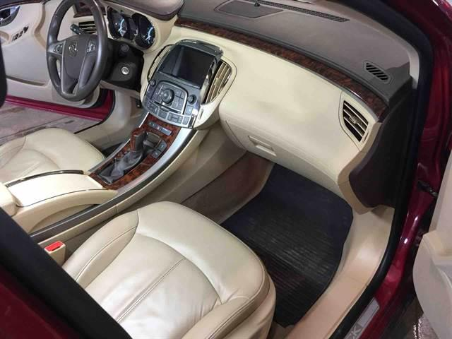 2012 Buick LaCrosse for sale at Mike`s Auto Sales in Columbus NE