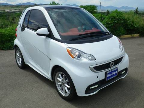 2015 Smart fortwo electric drive for sale in Lakewood, CO