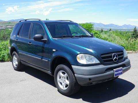 1998 Mercedes-Benz M-Class ML 320 for sale at House Of Imports in Lakewood CO
