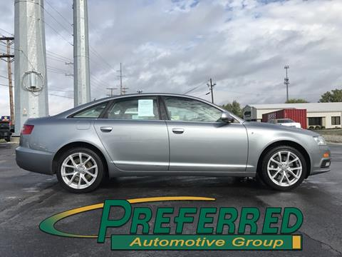 2010 Audi A6 for sale in Fort Wayne, IN