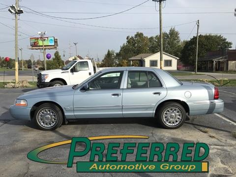 2003 Mercury Grand Marquis for sale in Fort Wayne, IN