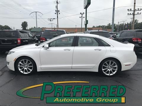 2015 Lincoln MKZ Hybrid for sale in Fort Wayne, IN