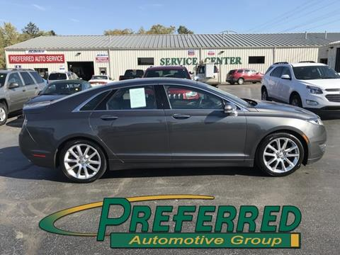 2015 Lincoln MKZ for sale in Fort Wayne, IN