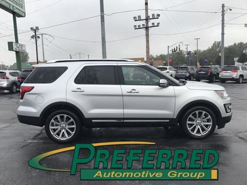 2017 Ford Explorer for sale in Fort Wayne, IN