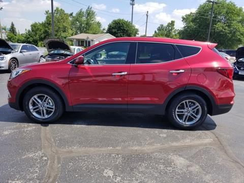 2018 Hyundai Santa Fe Sport for sale in Fort Wayne, IN
