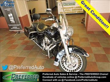 2012 Harley-Davidson Road King for sale in Fort Wayne, IN