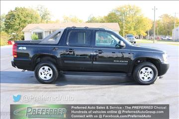 2011 Chevrolet Avalanche for sale in Fort Wayne, IN