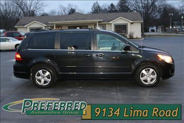 2009 Volkswagen Routan for sale in Fort Wayne, IN
