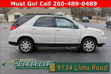 2006 Buick Rendezvous for sale in Fort Wayne, IN