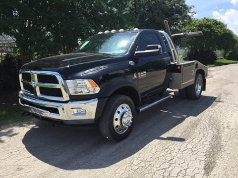 2013 Dodge Ram Chassis 4500