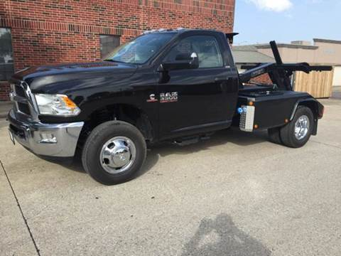2016 Dodge Ram Chassis 3500