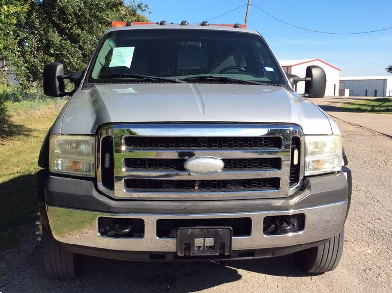 2006 Ford F-450 Super Duty  - Rockwall TX