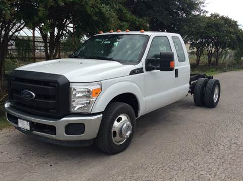 2016 Ford F-350 Super Duty