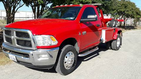2012 RAM Ram Chassis 3500 for sale in Rockwall, TX