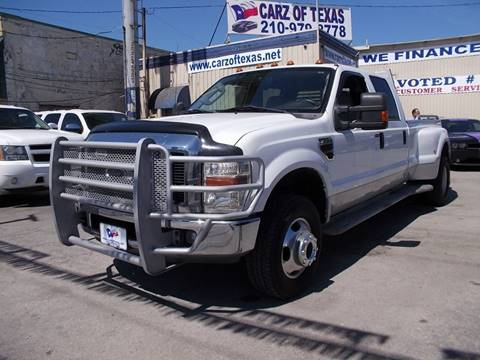 2008 Ford F-350 Super Duty for sale at Carz Of Texas Auto Sales in San Antonio TX