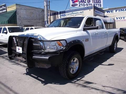 2012 RAM Ram Pickup 3500 for sale at Carz Of Texas Auto Sales in San Antonio TX