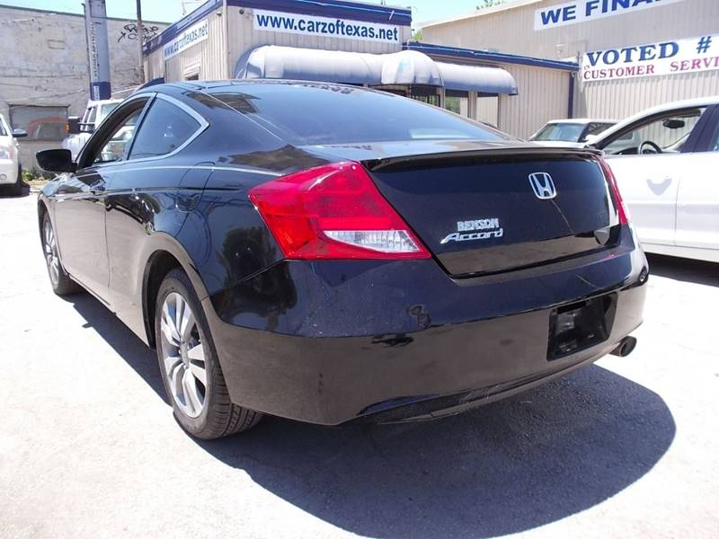 2012 Honda Accord for sale at Carz Of Texas Auto Sales in San Antonio TX