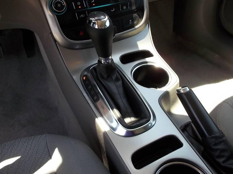 2015 Chevrolet Malibu for sale at Carz Of Texas Auto Sales in San Antonio TX