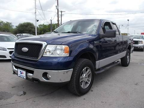 2007 Ford F-150 for sale at Carz Of Texas Auto Sales in San Antonio TX