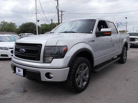 2013 Ford F-150 for sale at Carz Of Texas Auto Sales in San Antonio TX