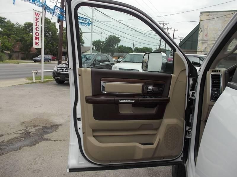 2013 RAM Ram Pickup 3500 for sale at Carz Of Texas Auto Sales in San Antonio TX